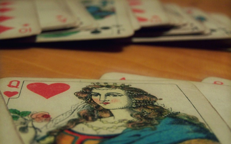 Simple Methods of Divination Using Playing Cards