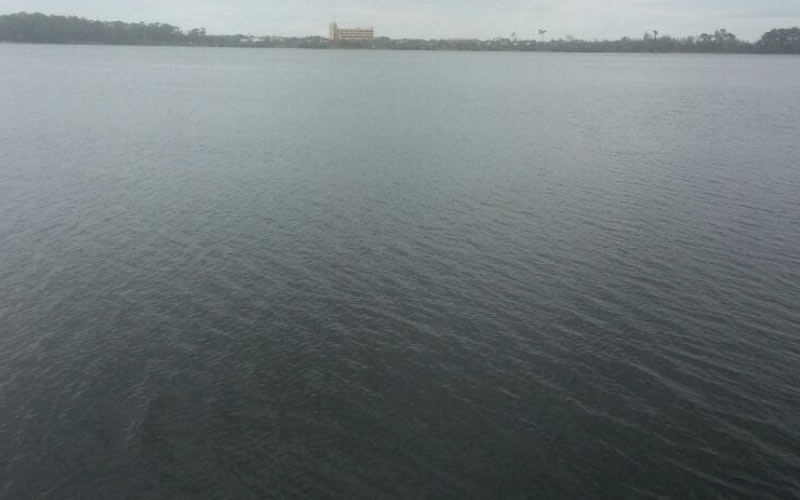 Winter Park, Florida is a lot more sinister for being the host to Lake Baldwin.
