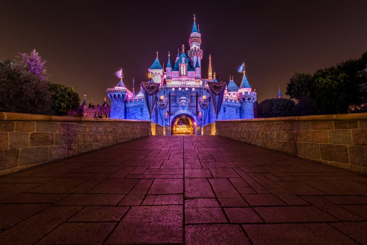 Amusement Parks In California - Disneyland