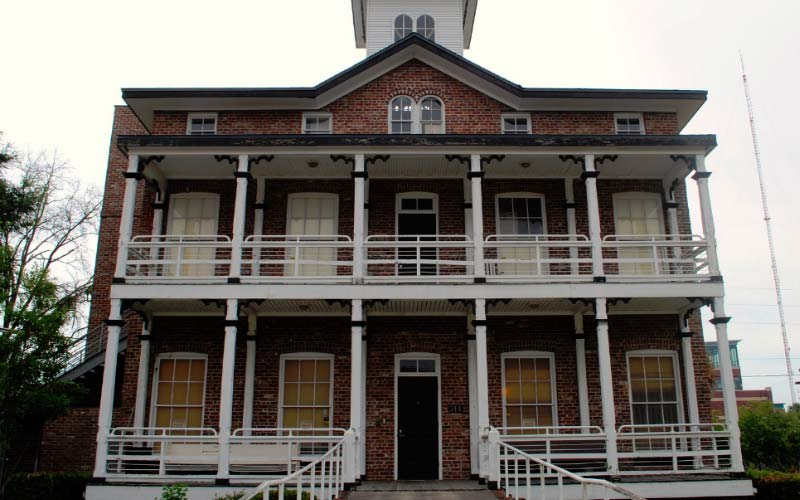 Old St. Luke's Hospital in Jacksonville is now a historical society. If anyone knows about the ghosts, it is them.