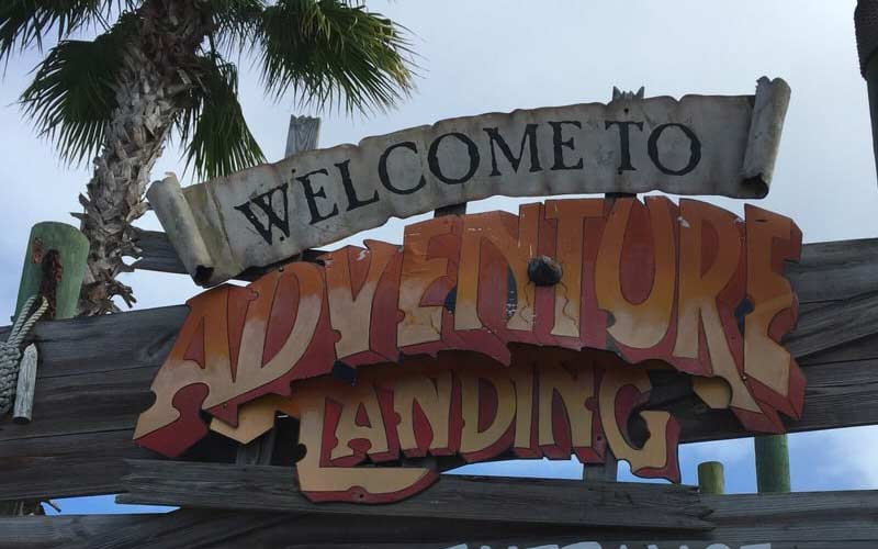 Jacksonville Beach might not be the first place you think of when you think of haunted Florida parks, but it should be one of them.
