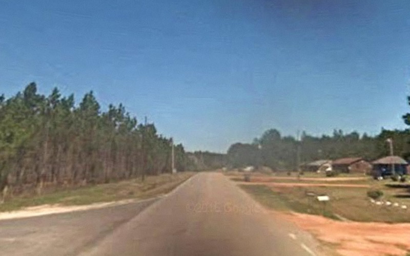 Country Road 69 in Blountstown, Florida has a very heavy vibe to it.