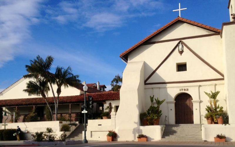 Mission San Buenaventura in California is one of the most haunted missions in America, let alone Venture.