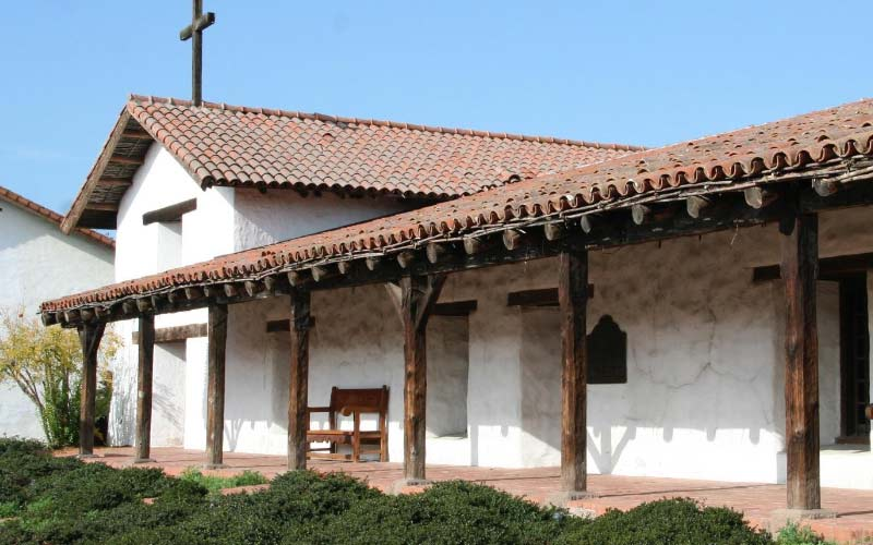This Sonoma, California haunted mission draws people from all around to explore, and experience.