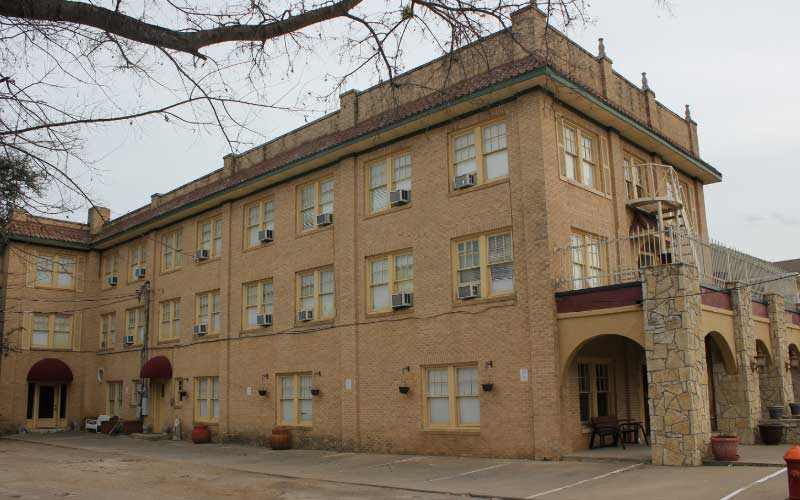 Beware The Horrific Dead Woman of the Glen Rose Hotel