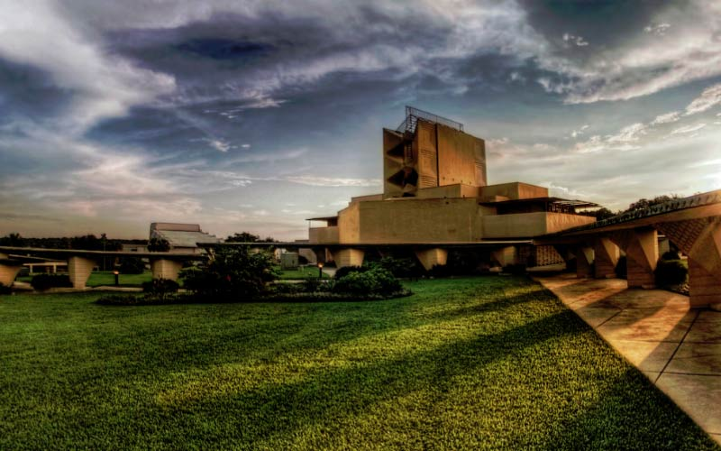Florida Southern College in Lakeland is one of the oldest, and most haunted, private colleges in Florida.