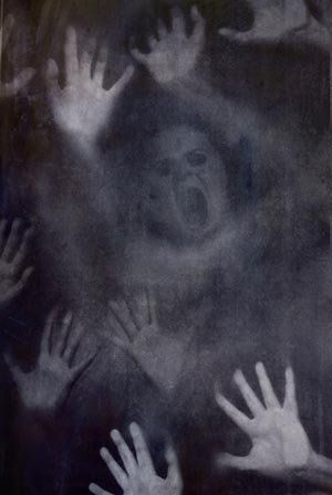 What would you do if the most haunted hands were reaching for you?