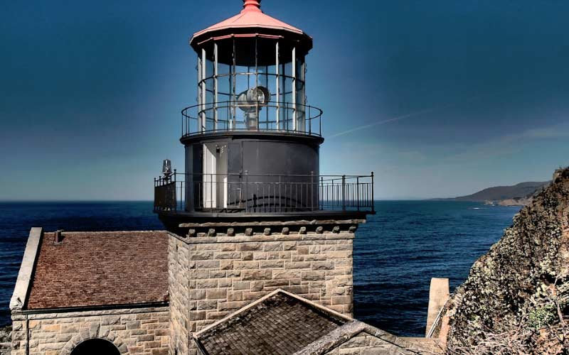Ghost of Dead Sailor Awaits You at the Point Sur Lighthouse