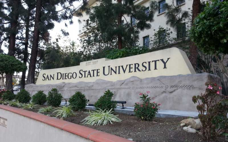 San Diego State University has excellent programs, and even better ghosts.