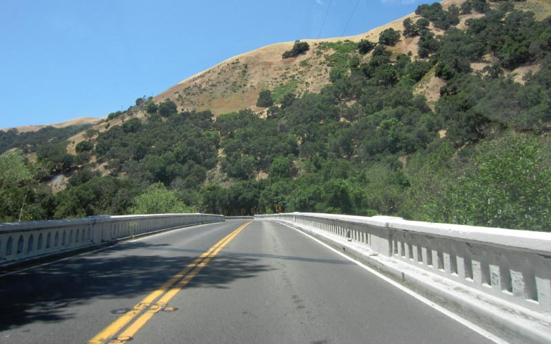 Beware The Blood Drenched Ghost Lurking at Niles Canyon Road