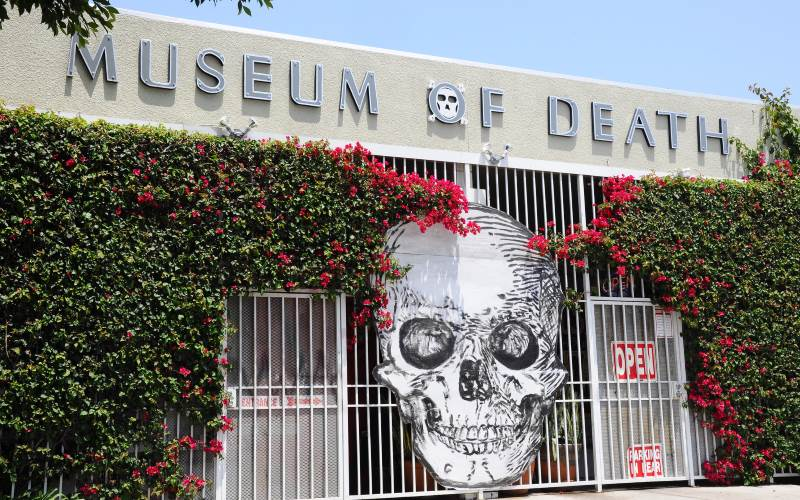 A Morbid Tour of Horror at the Museum of Death eaa4307960a
