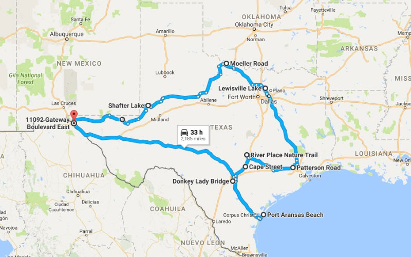 True Texas Terror: Are You Ready For This Haunted Road Trip?