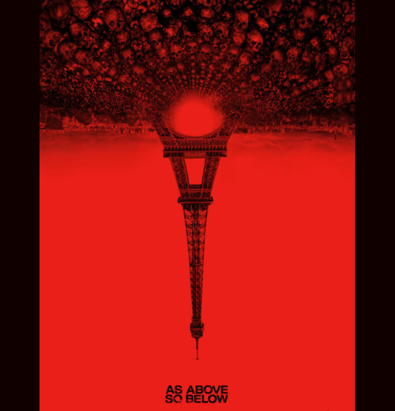 As Above, So Below will terrify you in the best way.