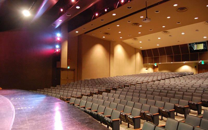 A Disturbing Whistling Ghost Haunts This Historic California Theatre