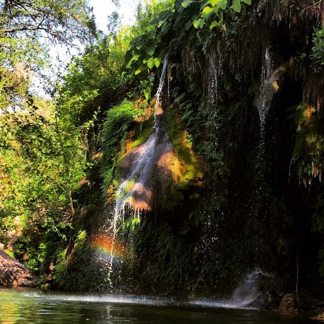 The Demoness at Krause Springs – Spicewood, TX