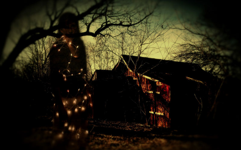 Evil Shadows over a Dark Christmas