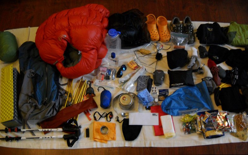 This Is the Only Gear List You Need For the Appalachian Trail
