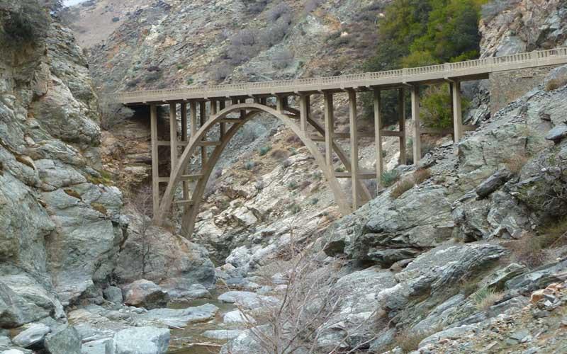 Bridge to Nowhere – Azusa