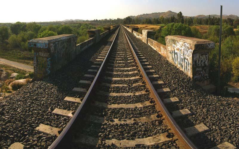 Union Pacific Railroad Bridge – Riverside
