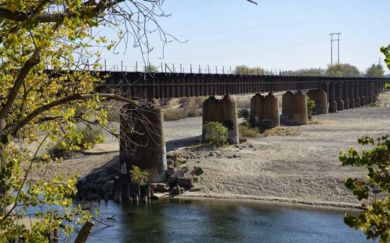 First St. Railroad Bridge – Marysville