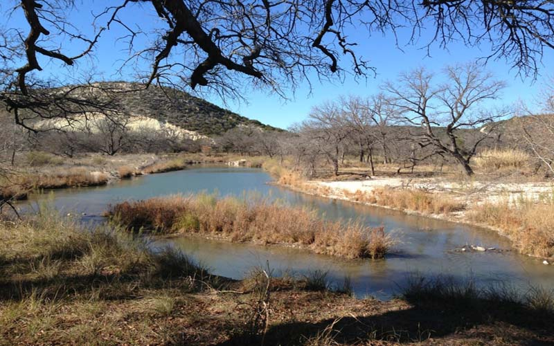 South Llano River – Junction