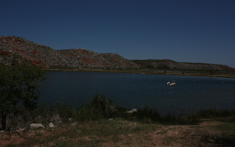 Lake Meredith National Recreation Area – Fritch
