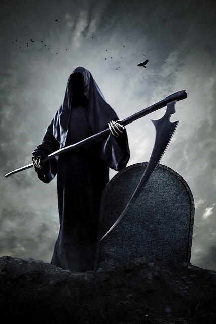 The Grim Reaper of Mineola