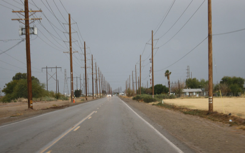 Beware The Shape-Shifting Ghost On This Old California Road