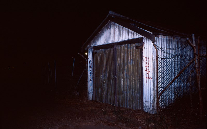 Creepy Story: A Terrifying Secret In The Shed