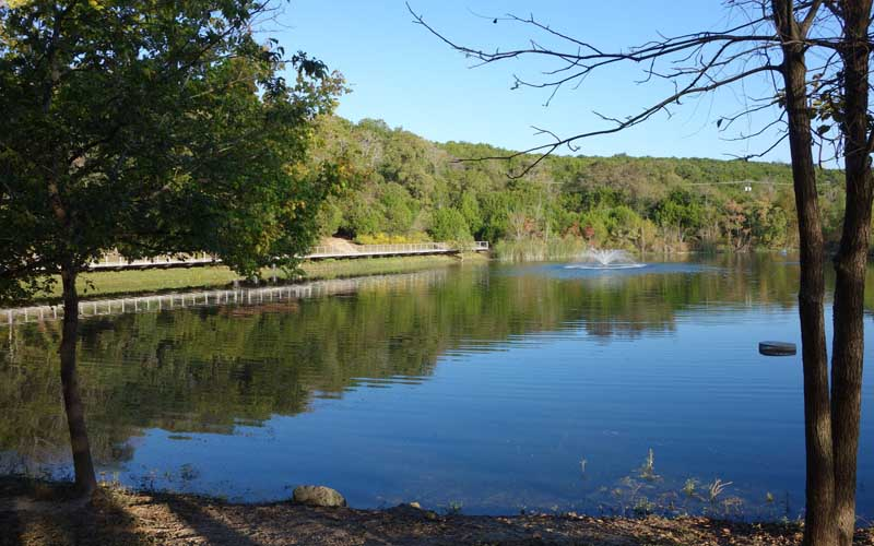 Violent Lake Creature Might Snatch Your Baby At This Haunted Austin Lake
