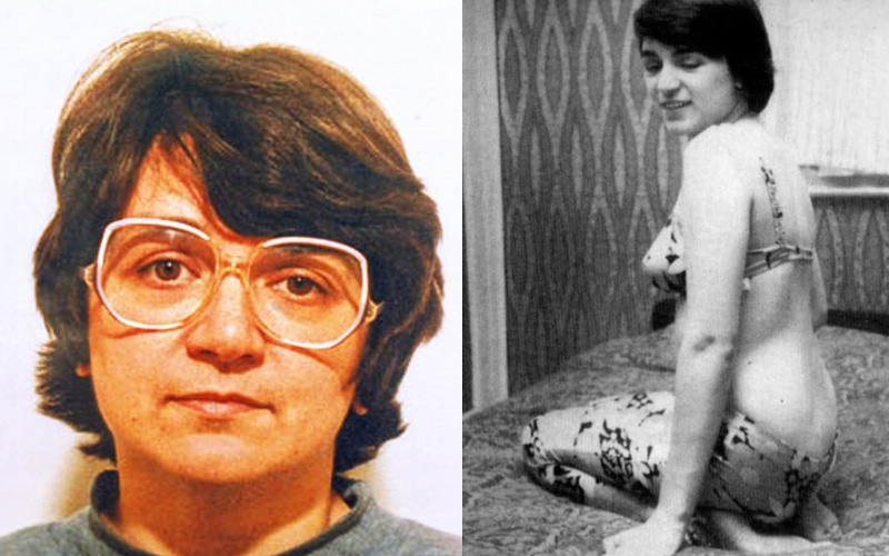 Rosemary West is a stone cold killer.