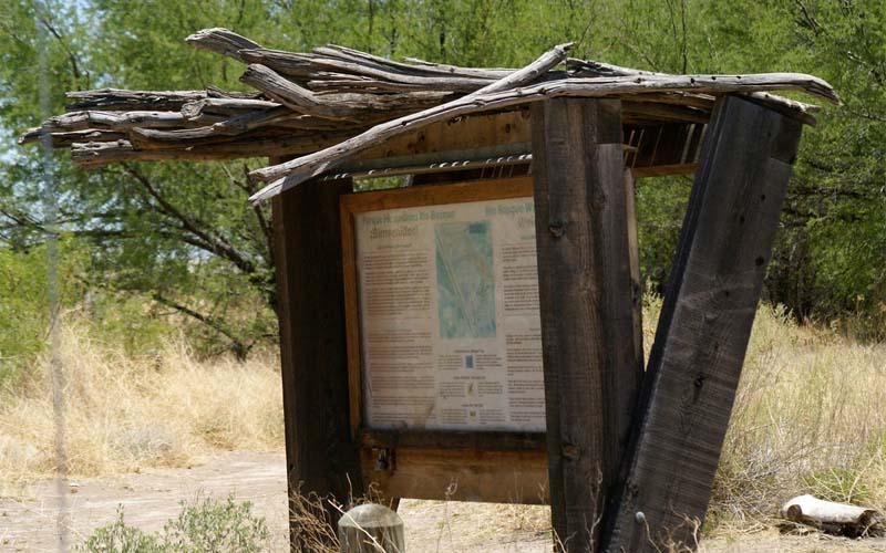 Rio Bosque Wetlands Park in El Paso, Texas