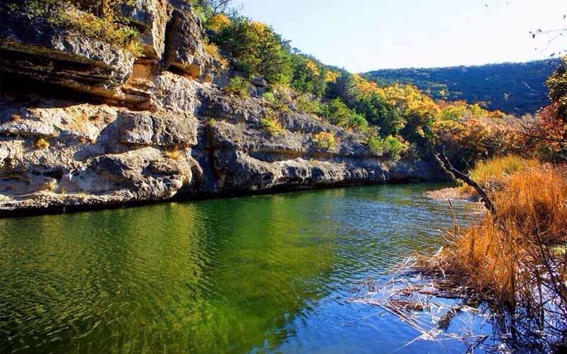Lost Maples State Park in Vanderpool, Texas