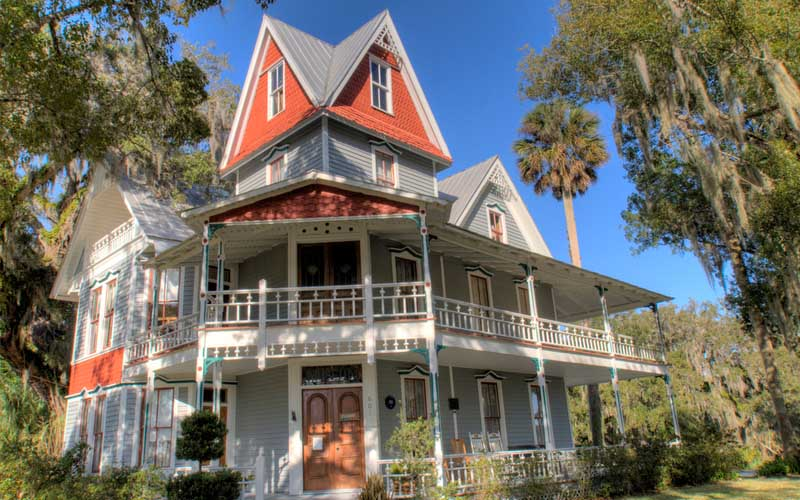 May-Stringer Heritage Museum in Brooksville, Florida