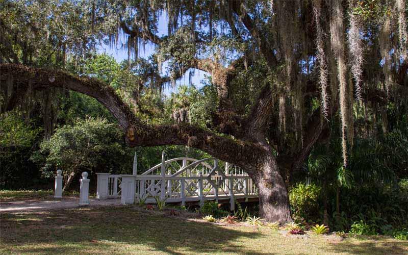 Koreshan State Historic Site in Estero, Florida