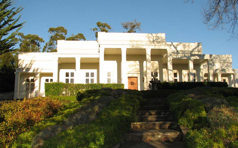 Bartholomew Park Winery in Sonoma, California