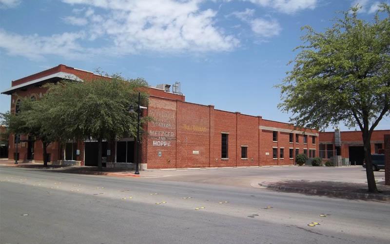 Old Building in Abilene, Texas