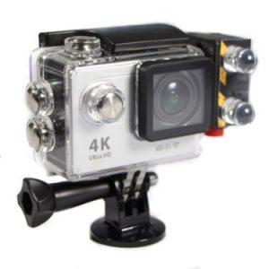 Night Vision - Full Spectrum POV 4K HD Camcorder
