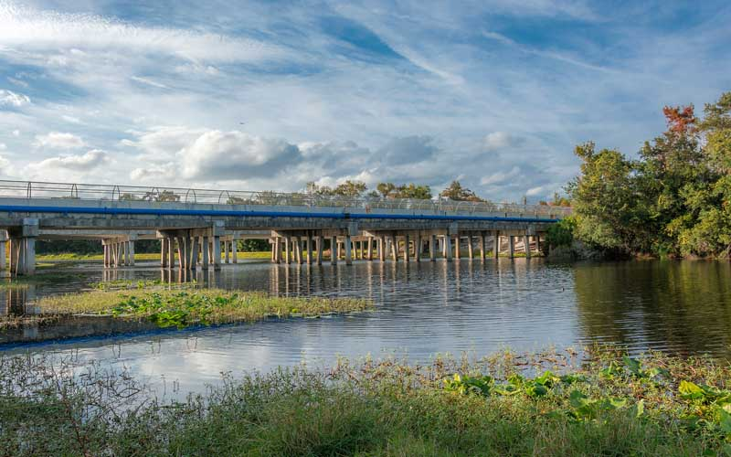 Econlockhatchee River in Florida