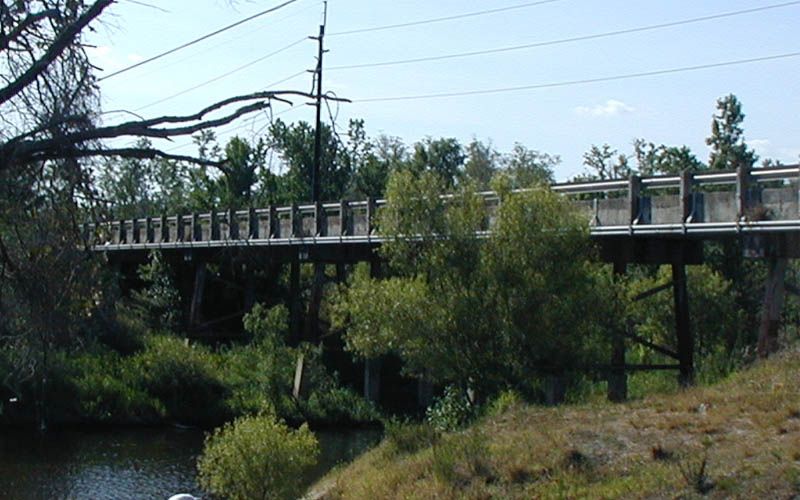 Bloody Bucket Bridge in Wauchula, Florida