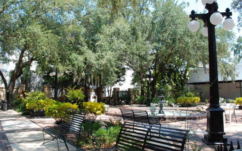 Why Does An Angry Spanish Ghost Haunt This Florida State Park?