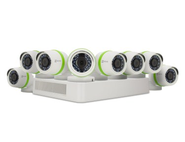 EZVIZ 720p Home Security Surveillance System with 8 Weatherproof HD Cameras