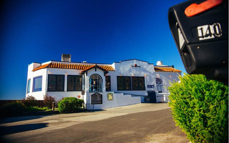 Moss Beach Distillery Café in Moss Beach, California