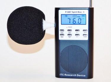 P-SB7 Spirit Box ITC Research Device