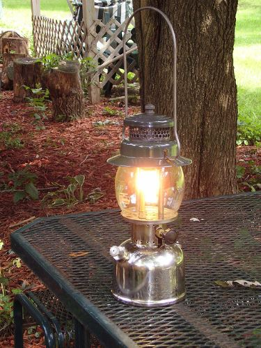 Power your Coleman lantern with your own fuel