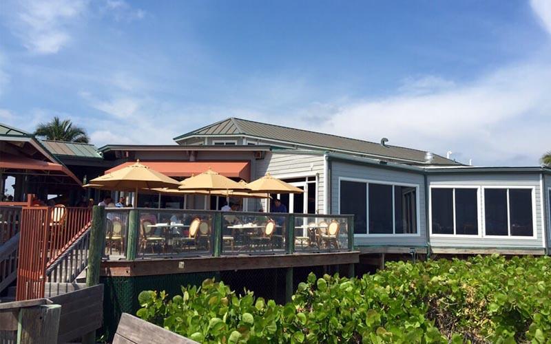 Pietro's on the Ocean in Jensen Beach, Florida