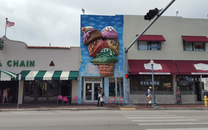 Hellish Spirits Want To Make You Choke On Your Ice Cream In Miami