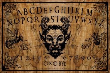 Spalt Pure Evil Ouija Board
