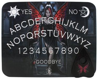 Arachnafaria Ouija Board