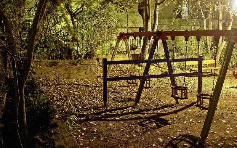 Alive Keck Park Memorial Garden in Santa Barbara, Southern California